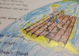 Calm seas - Stream of Consciousness - LylesBrother