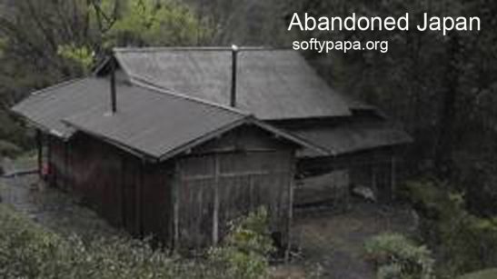 Black home - Abandoned Japan