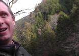 Japanese wasabi terrace valley 日本のわさびテラス谷 - Walking in Japan 日本でのウォーキング