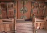 Antique Japanese kamidana god shelf アンティーク日本の神棚 - Japan Antique Roadshow 日本のアンティークショー