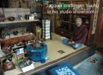 Japanese craftsman and antique dealer