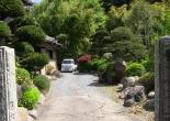 Japan village farmhouse 日本村のファームハウス - Walking in Japan 日本でのウォーキング