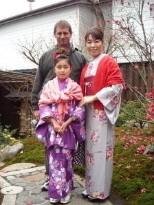 Emily in Kyoto