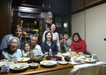 Emily's family in Japan