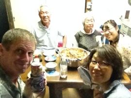 Suzuki family in Japan
